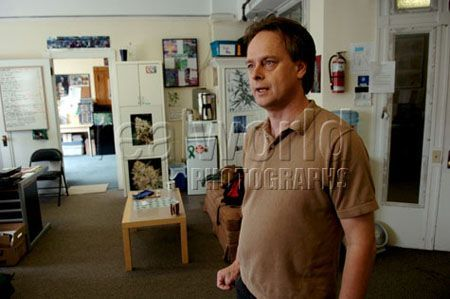 Founder and president of the BC Marijuana Party Marc Emery describes his arrest ordeal a couple of days prior in Halifax, Nova Scotia.
